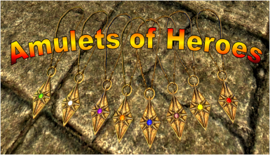 Amulets of Heroes