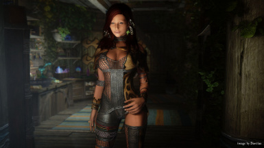 Sotteta Huntress Armor UNP at Skyrim Nexus - mods and community