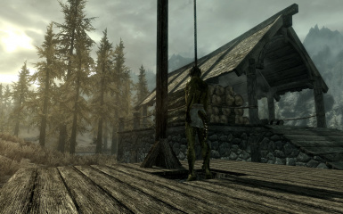 Gallows - Just Another Resource at Skyrim Nexus - mods and