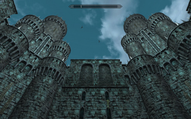 Castle Volkihar Courtyard 3