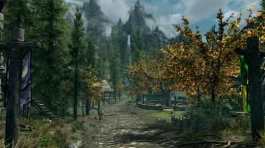 Folkstead and the Border of Hammerfell
