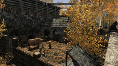 Heartwood Keep farm area