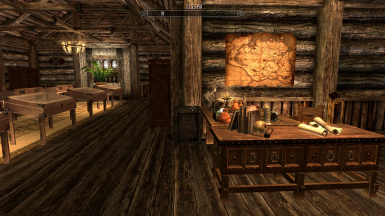 Studdy and library with additional displays