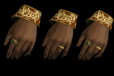 Left Hand Rings Modified at Skyrim Nexus mods and munity