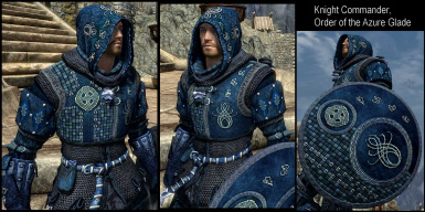 Knights of the Order of the Azure Glade
