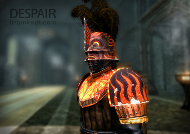 Imperial General Armor in game