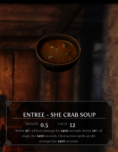 She Crab Soup