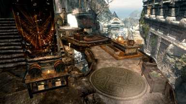 Markarth bath