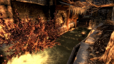 Windhelm bath