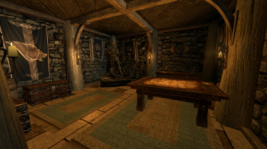 how to use build your own home skyrim