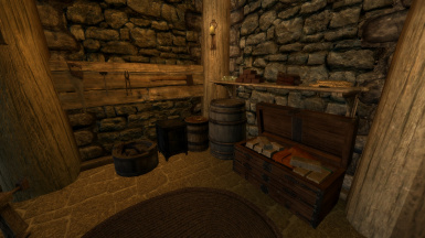 Fellkreath Cottage Build Your Own Home At Skyrim Nexus