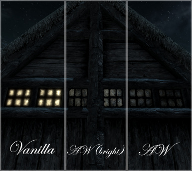 Comparison No ENB