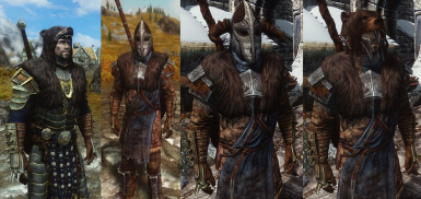 Stormcloak Battle Armor Replacer At Skyrim Nexus Mods And Community