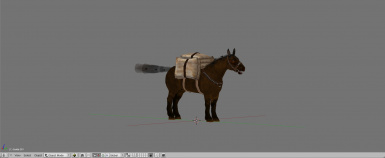 mule and pack 2