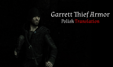 Garrett Thief Armor - Polish Translation