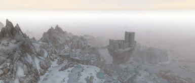 DynDOLOD - Expanded Winterhold Destruction Ruins