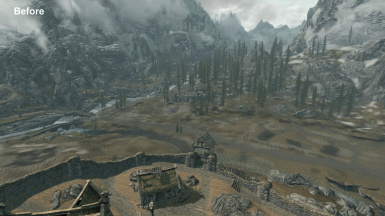 Optional Whiterun Exterior Before