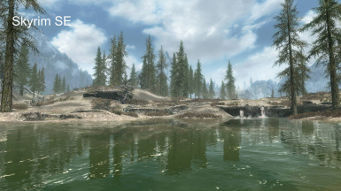 Water reflections Skyrim SE
