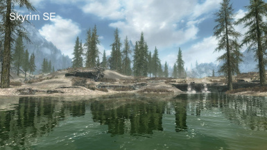 Water reflections Skyrim SE Billboards