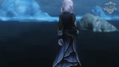 lind s court wizard robes blue robes texture replacer at skyrim