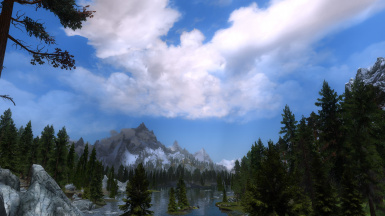 Climates of Tamriel Clouds