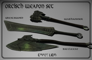2hand Weapons