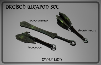 1hand Weapons