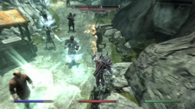 Ether Dynamics - New NPC Teamwork. Weapons. Spells. and Magic Items.