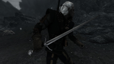 New Silver Sword