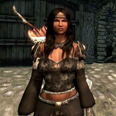 Deanna Blackmane My First Female Character