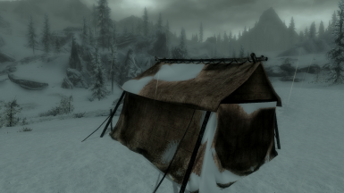 Frostfall Tents