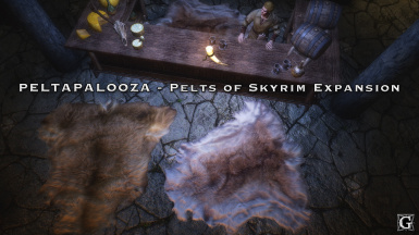 PELTAPALOOZA - Pelts of Skyrim Expansion