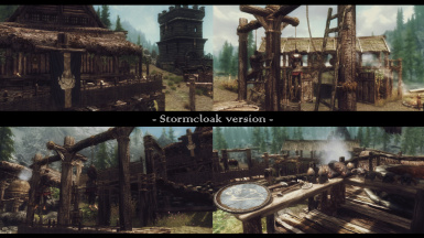 Stormcloak version