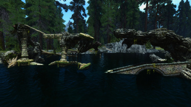 Lady Stone bridge overhaul