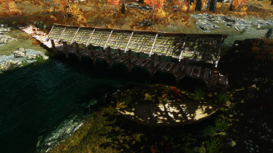Ivarstead - Geirmund Hall Bridge