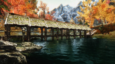 Ivarstead - Geirmund Hall Bridge Another Angle
