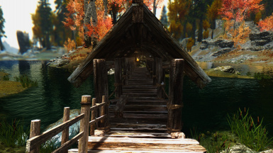 Ivarstead - Geirmund Hall Bridge Another Angle 2