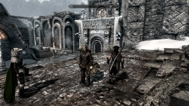 Thanks to you Windhelm is a pleasure to visit now
