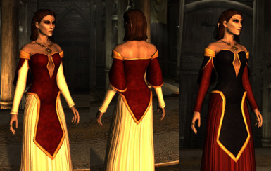 Regal Medieval Gowns at Skyrim Nexus - mods and community