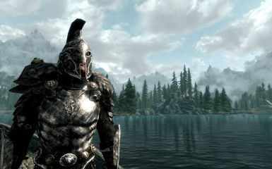 Perfect Legionnaire - Imperial Armor Reforged 6-0 at Skyrim