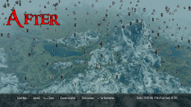 Show undiscovered map markers at Skyrim Nexus - mods and ... on skyrim complete map, elder scrolls skyrim map locations, skyrim map no locations, skyrim mining locations map, skyrim solstheim map, printable skyrim map with locations, skyrim map locations revealed, skyrim sightless pit map, skyrim all locations discovered, skyrim map locations cheat, skyrim reveal all locations, skyrim map detailed, skyrim all shout locations, skyrim premium physical map, skyrim blackreach map, skyrim map with location of every, skyrim world map printable, skyrim map hd, full skyrim map locations,