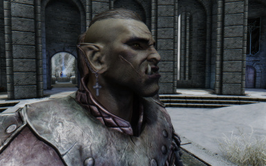 Orc Male Cross
