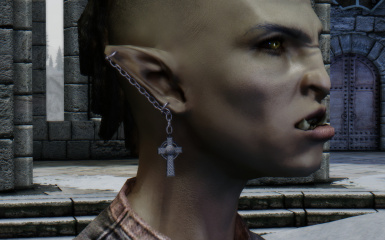 Orc Female Cross
