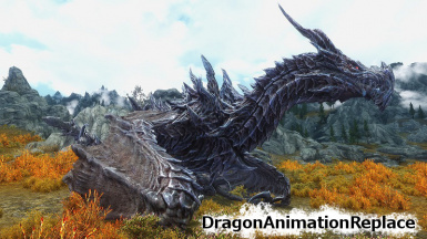 Dragon Animation Replace