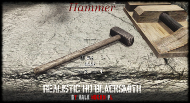 Hammer on SMIM Workbench