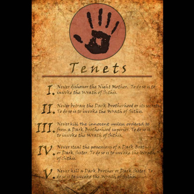 The Good Tenets