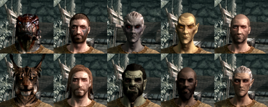 Don Calzone's Character Presets