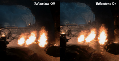 Reflection Effect Demo