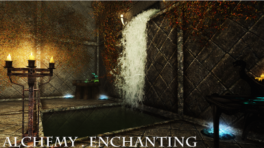 Alchemy and Enchanting