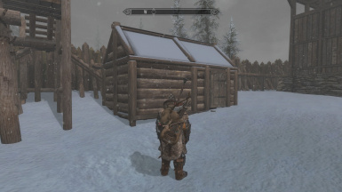 Looks good with Noble Skyrim textures